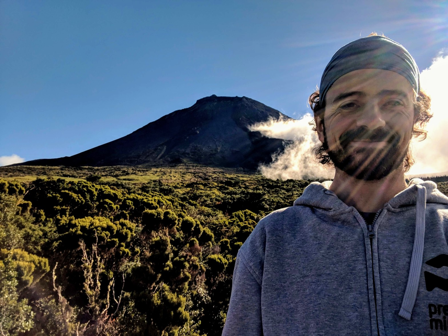 Eu no Pico
